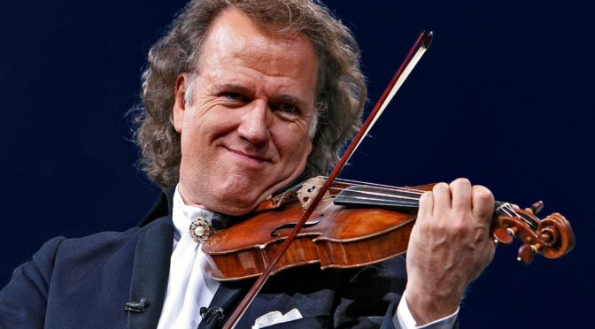 BUENOS AIRES & ANDRE RIEU (WORLD TOUR 2018)
